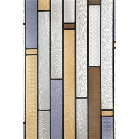 sidelight window treatments home depot artscape 12 in x 83 in modera sidelight decorative