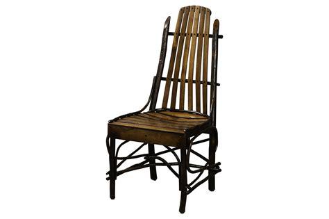 deluxe hickory dining table chair or captain chair