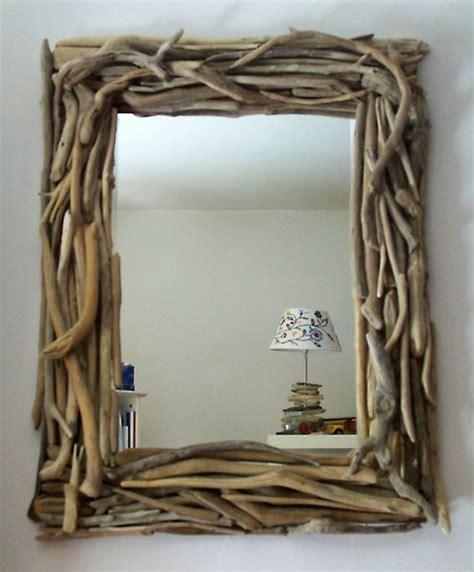 Spiegel Treibholz Rahmen by Spiegel Mit Treibholz Rahmen Selber Machen Wohn Design