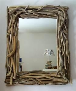 Bilderrahmen Holz Selber Machen : spiegel mit treibholz rahmen selber machen wohn design ~ Orissabook.com Haus und Dekorationen