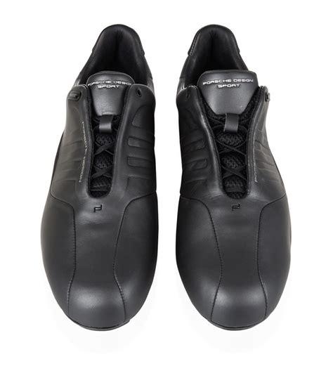 porsche driving shoes porsche design els formotion driving shoe in black for men