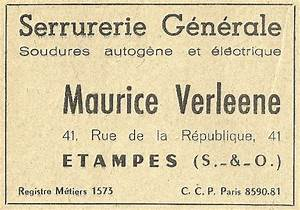 maurice verleene serrurier a etampes 41 rue de la With serrurier etampes