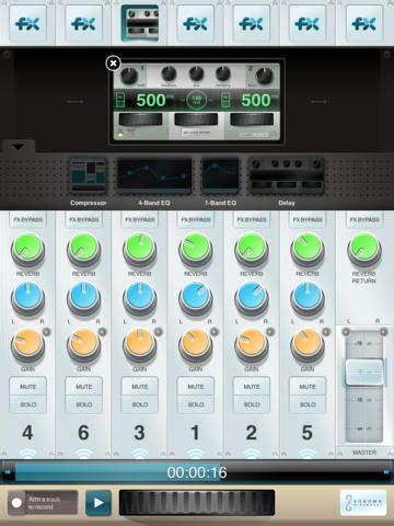 ipad mixing desk app the best studio recording apps for ipad apppicker