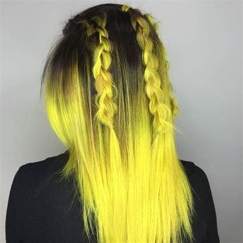 25 Stunning Yellow Hair Color Ideas — Bright As The Sun
