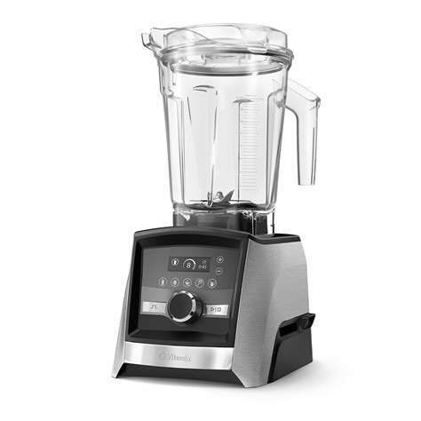 vitamix  ascent series blender brushed stainless