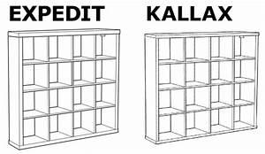 Unterschied Expedit Kallax : notizie prenepriyatneyshee per i fan expedit ~ Orissabook.com Haus und Dekorationen