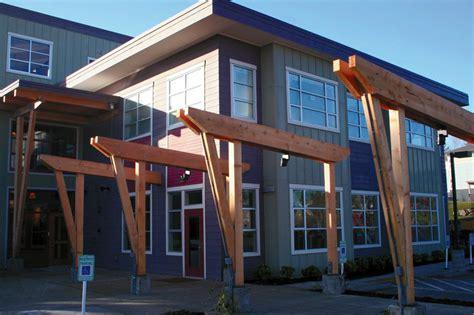 village  angle lake community services building
