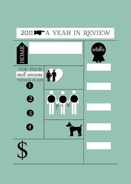 year  review letter template scrapbook ideas