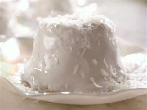 mini angel food cakes  marshmallow frosting recipe
