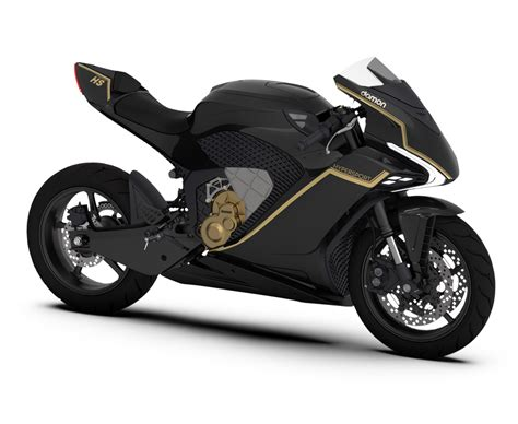 Damon Motorcycles - HyperSport HS