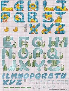 Alphabet bathroom with sponges and showers 3 free for Bathroom cross stitch patterns free