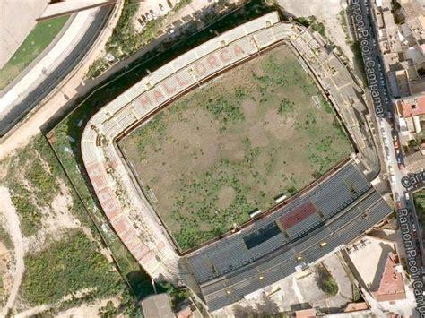 estadio lliis sitjar rcd mallorcas abandoned stadium urban ghosts