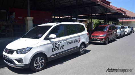 Gambar Mobil Wuling Confero by Wuling Confero S Bali Autonetmagz Review Mobil Dan