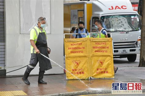 hk expects double digit increase  daily virus cases  fourth straight day  standard