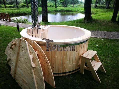 Hot Tub : Wood Fired Hot Tubs