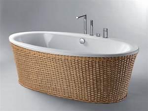 Freistehende Badewanne Als Zeitgenssischen Badezimmer