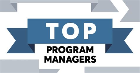 Bank Investment Consultant Top Program Managers ranking ...