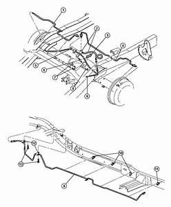 Dodge Ram 1500 Sensor  Wheel Speed  Abs  Rear  Rear Wheel