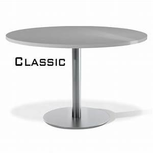 Table ronde pour cuisine ou salle a manger classic for Deco cuisine pour table a manger ronde bois