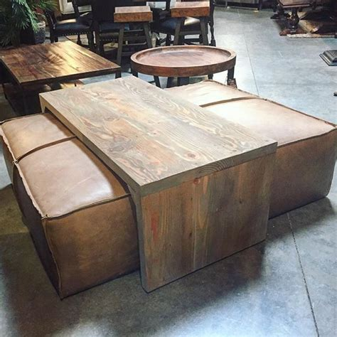 Target/furniture/coffee table large ottoman (853). Yep, it's a coffee table/leather ottoman and it's AMAZING. www.thefindreno.com | Leather ottoman ...