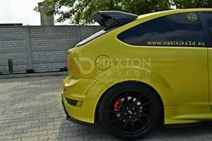 Ford Focus Mk2 Rs Spoiler : maxton design spoiler extension ford focus mk2 rs c1 r ~ Kayakingforconservation.com Haus und Dekorationen