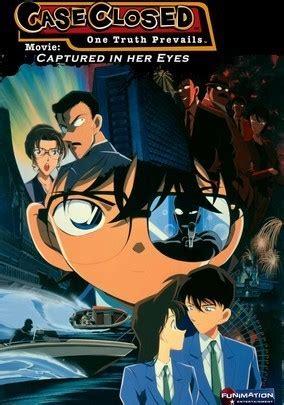 Anime Planet Detective Conan Detective Conan 4 Captured In Anime Planet
