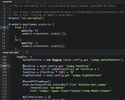 Jumpy Coding Atom Install Master