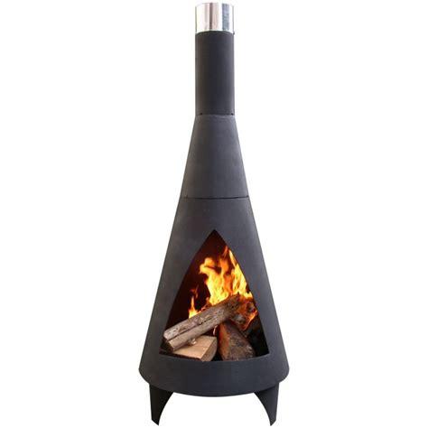 chiminea modern modern chimnea for the home
