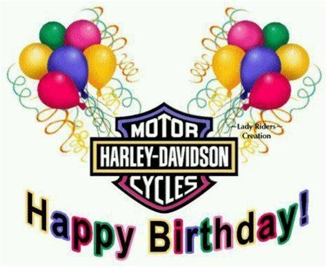 Happy Birthday! Harley Davidson