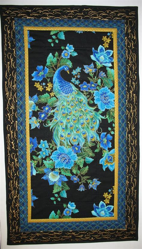 peacock quilt pattern 118 best plume by timeless treasures images on