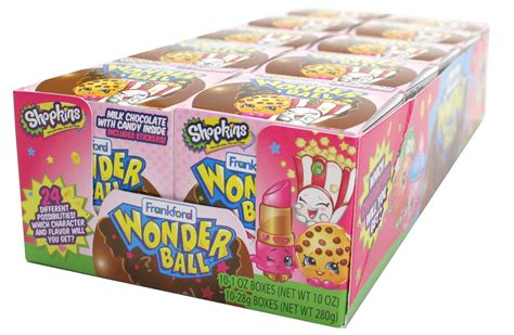 Wonder Ball Shopkins | All Distributed Items | Distributed ...