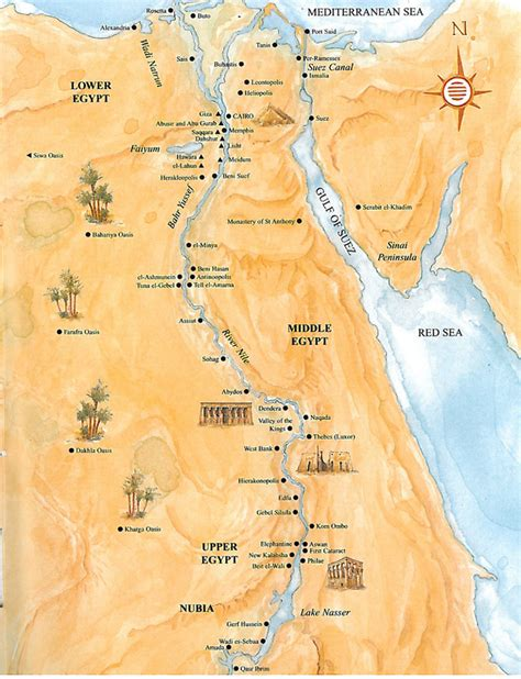 egypt quick country guide  facts