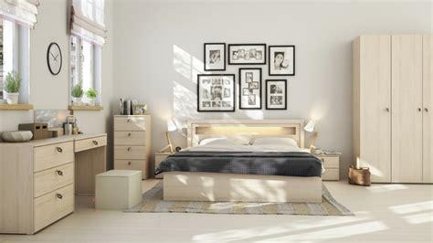 chambre style scandinave décoration scandinave pour chambre à coucher moderne
