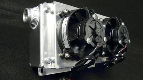 cbr small mini offroad oil cooler    fans