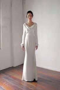 simple winter wedding dresses winter wedding dresses friday s fab 5 weddbook