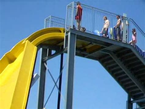 Aqualand, Cap D'agde, Attraction The Wave, France Youtube