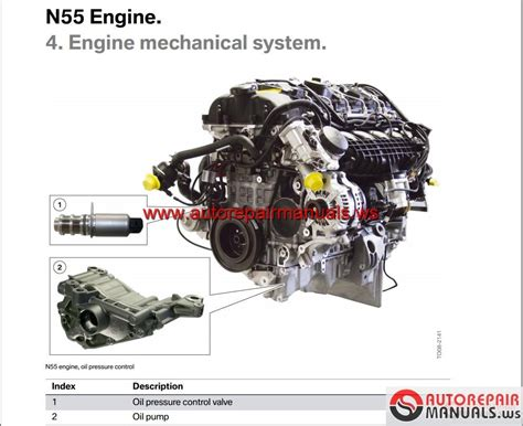 small engine repair training 2012 bmw 7 series engine control bmw n55 engine technical training auto repair manual forum heavy equipment forums download