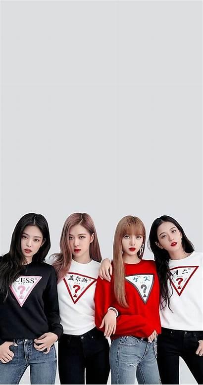 Blackpink Wallpapers Pink Kpop Lisa Desktop Jennie