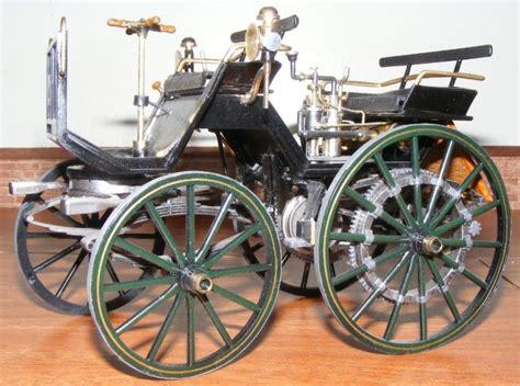 1886 Daimler Motor Carriage