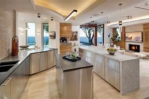 18 Inspirational Luxury Home Kitchen Designs - Blog