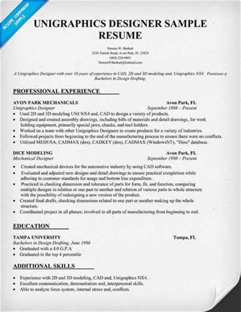 minimum font for resume
