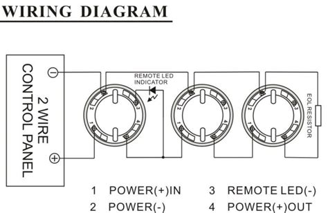 Approved Wire Conventional Smoke Detector View
