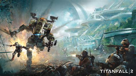 Wallpaper Titanfall 2 E3 2016 Shooter Best Games