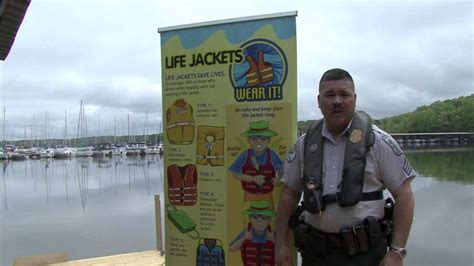 Boat Safety Requirements Georgia by Boating Safety In Georgia Life Jackets Wear It Georgia