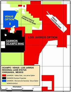 Gammon Gold Signs Definitive Agreements On The Los Jarros