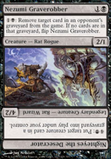 mtg rat deck edh marrow gnawer chions of kamigawa magic the