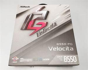 Asrock B550 Pg Velocita Motherboard Review