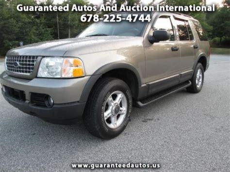 ford explorer sport trac  sale page    find