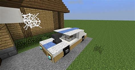 minecraft car design awesome car design minecraft project