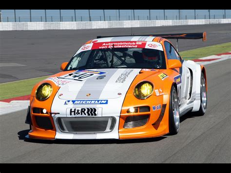 2010 Porsche 911 GT3 R Hybrid Racing - Nico Hulkenberg ...